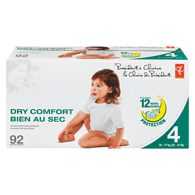 Baby Diapers, Size 4, Super Pack