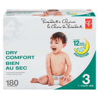 Diapers, Size 3