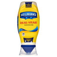 Real Mayonnaise, Squeeze Bottle