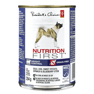 Nutrition first Dog Food, For Weight