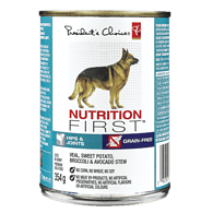 Nutrition first Dog Food, For Hips