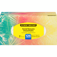Facial Tissue, 126 Sheet