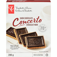 Concerto Dark Chocolate Cookie