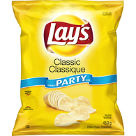 Classic Potato Chips, Party Size