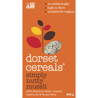 Simply Nutty Muesli