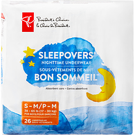Sleepovers Nighttime Underwear For Boys