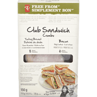 Club Sandwich Pack