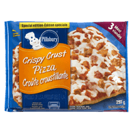 Meat Lover Crispy Crust