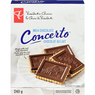 Concreto Milk Chocolate Cookie