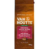 Ground Coffee, Original Decaf House Blend