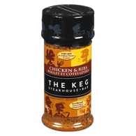 The Keg, Chicken & Rib Seasoning