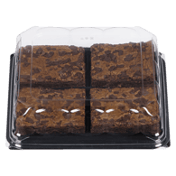 Gourmet Brownie Square