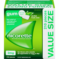 Gum, Ultra Fresh Mint 2 mg
