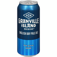 Pale Ale English Bay Granville Island