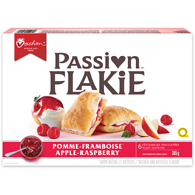 Passion Flakie, Apple Raspberry