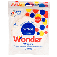 10 Medium Wraps, Original 7