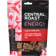 Superfood Cranberry Almond Power Chews