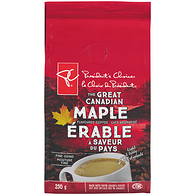 The Great Canadian Maple Flavoured Coffee