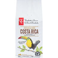 Costa Rican Medium Roast Whole Bean Coffee