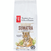 100% Sumatran Dark Roast Coffee