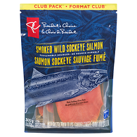 Club Pack Sustainably Sourced Smoked Wild Sockeye Salmon