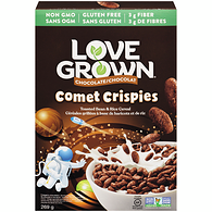 Comet Crispies Cereal