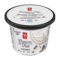 Cream On Top Coconut 6% M.F. Yogurt