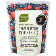 Pesticide Free 3 Berry Mix