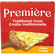 Premier Pizza, 3 Cheese