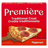 Premier Pizza, Pepperoni