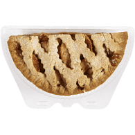 Apple Lattice Pie, Half