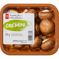 Whole Cremini Mushrooms
