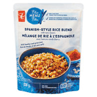 Spanish-Style Rice Blend With Navy Beans