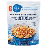 Asian-Style Rice & Grain Blend With Sesame & Ginger Side Dish