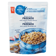Brown Rice & Freekeh With Roasted Chicken Flavour Side Dish