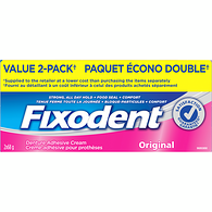 Fixodent Original, paquet double