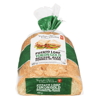 Yukon Gold Potato Bread
