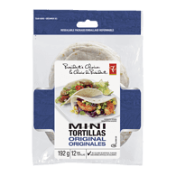 Original Mini Tortillas