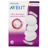 Breast Comfort Pads, Ultra Absorbent