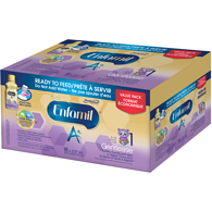 Infant Formula, Stage 1, Gentlease Ready-to-Feed