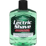 Lectric Shave, Electric Razor Pre-Shave, Regular