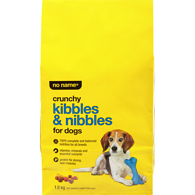 Kibbles & Nibbles for Dogs