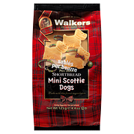 Mini Scottie Dogs Pure Butter Shortbread