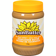 Organic Sunflower Seed Spread, No Sugar