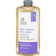 Dish Washing Liquid, Lavender & Tea Tree