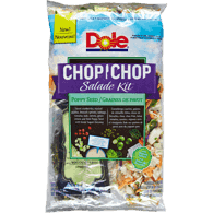 Chopped Salad Kit, Poppy Seed Yogurt