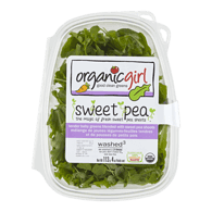 Organic Girl Sweet Pea