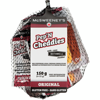 Pep N' Cheddies, Original