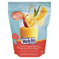 Orange Groove, Fruit & Vegetable Blend