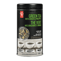 Green Tea With Ginger & Pineapple Loose Leaf Tea Blend